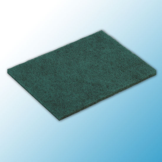 Ручной пад Стандарт 15х23 см, зеленый
