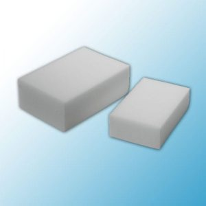 Губка МираКлин 12х7,5см белая