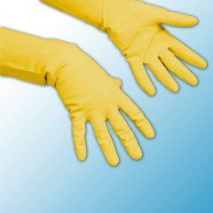 Перчатки контракт виледа желтые