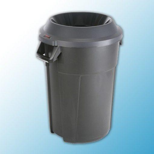 Титан контейнер пластиковый серый