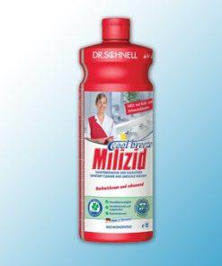 Milizid Средство для очистки санитарных зон и удаления отложений cool breeze 1 литр