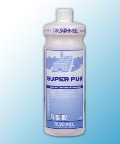 Super Pur Индустриальное сильнощелочное средство