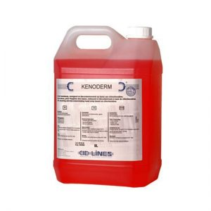 Кенодерм (Kenoderm), 5 л – жидкое дезенфицирующее мыло