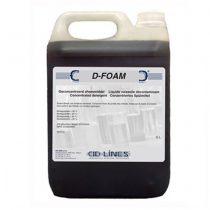 Д-Фоам (D-FOAM), 5л – средство для чистки термического оборудования