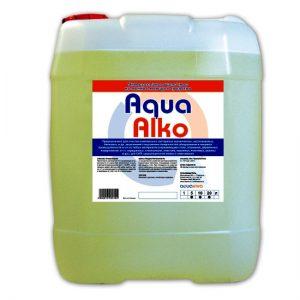 AquaAlko 20л- щелочное не пенное моющее средство
