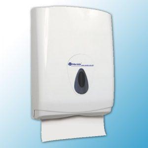 """Кассета-полотенцедержатель для отдельных бумажных полотенец """"MAXI MERIDA TOP""""(серая капля)"""