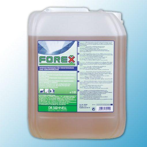 Forex Интенсивный очиститель для каменных полов и пористой керамической плитки