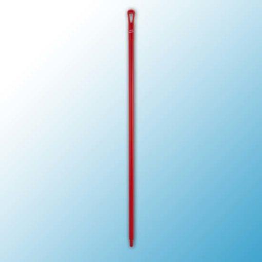 Ультра гигиеническая ручка, Ø34 мм, 1500 мм, красный цвет
