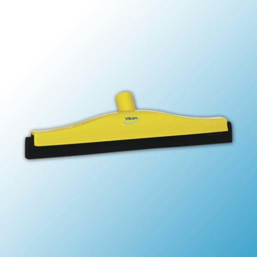 Классический сгон для пола со сменной кассетой, 400 мм, желтый цвет