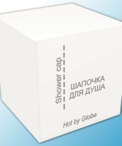 "Шапочка для душа ""Hot by Globe"" в картоне"