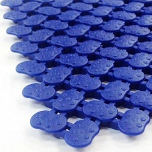 Lagune (dark blue) – Модульное противоскользящее покрытие, цвет синий