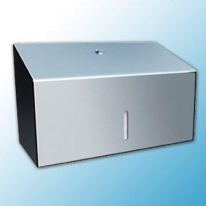 Полотенцедержатель для отдельных бумажных полотенец металлический MERIDA STELLA