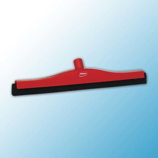Классический сгон для пола со сменной кассетой, 500 мм, красный цвет