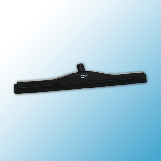 Классический сгон для пола со сменной кассетой, 600 мм, черный цвет