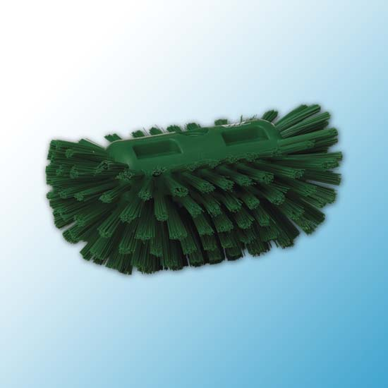 Щетка для очистки емкостей, 205 мм, Жесткий, зеленый цвет