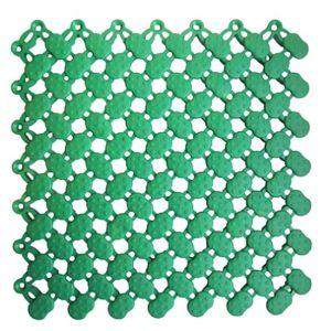 Lagune (green) – Модульное противоскользящее покрытие, цвет зеленый