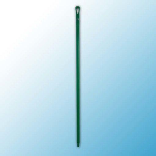 Ультра гигиеническая ручка, Ø34 мм, 1500 мм, зеленый цвет