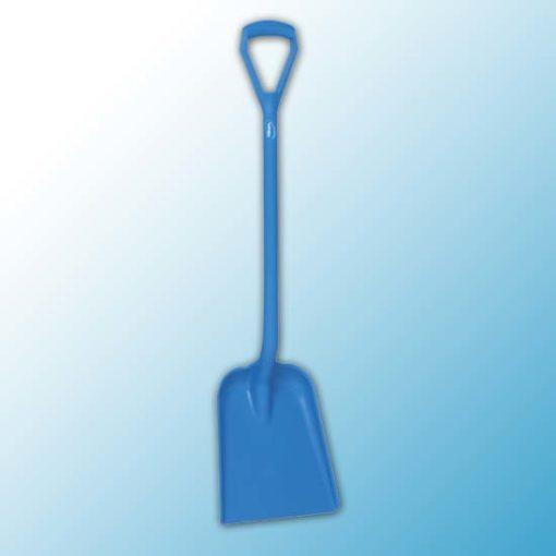 Лопата, 327 x 271 x 50 мм., 1040 мм, синий цвет