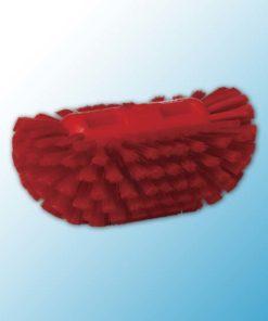 Щетка для очистки емкостей, 205 мм, средний ворс, красный цвет