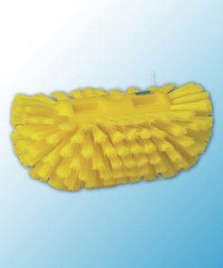 Щетка для очистки емкостей, 205 мм, средний ворс, желтый цвет