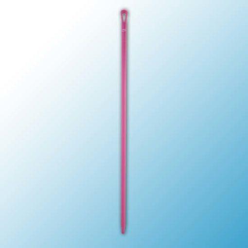 Ультра гигиеническая ручка, Ø34 мм, 1500 мм, Розовый