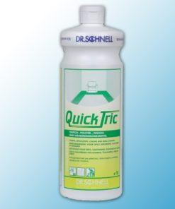 Quick Tric Средства для очистки ковров и обивки