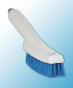 Щетка ручная с подачей воды, 330 мм, Жесткий, синий цвет