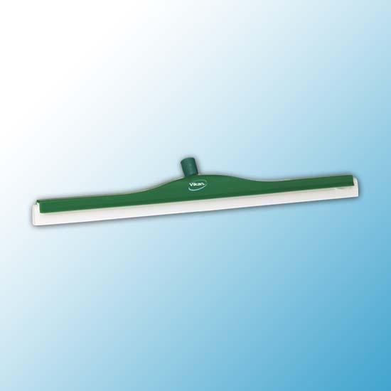 Классический сгон для пола с подвижным креплением, сменная кассета, 700 мм, зеленый цвет