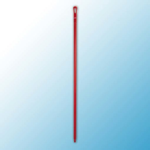 Ультра гигиеническая ручка, Ø34 мм, 1700 мм, красный цвет