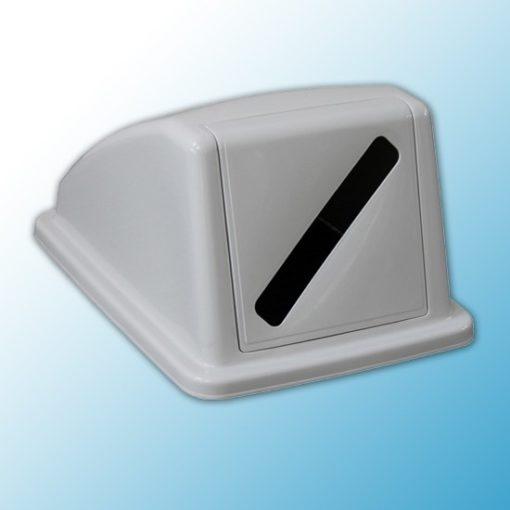 Пластиковая крышка от корзины для сортировки отходов (ДЛЯ БУМАГИ)