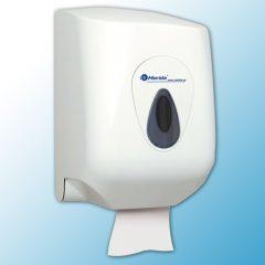"""Полотенцедержатель для бумажных полотенец в рулонах """"MAXI MERIDA TOP"""" (серая капля)"""
