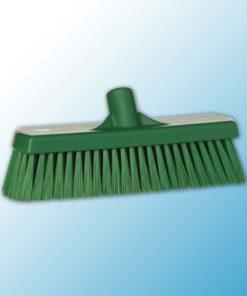 Щетка для подметания, 300 мм, средний ворс, зеленый цвет