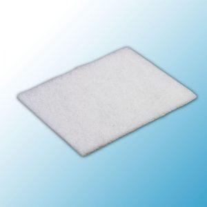 Ручной пад Стандарт 15х23 см, белый