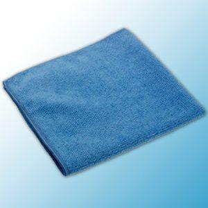 МикроТафф Бэйс Вязанная микроволоконная салфетка синяя