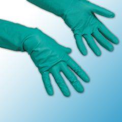 Многоцелевые перчатки зеленые