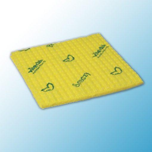 Салфетка Бризи 35,5х35см желтая