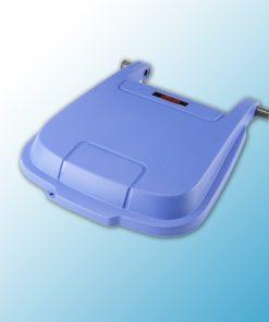 Крышка для контейнера Атлас 100л голубая