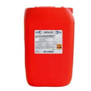 НИТРА СИД (NITRА CID), 25 кг – кислотное беспенное моющее средство