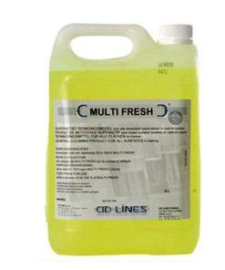 Мультифреш (MULTIFRESH), 5л – универсальное чистящее средство для всех поверхностей