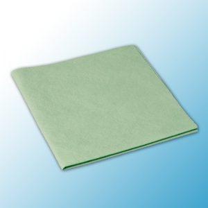 Салфетка Микро-Смарт, 36*38 зеленая