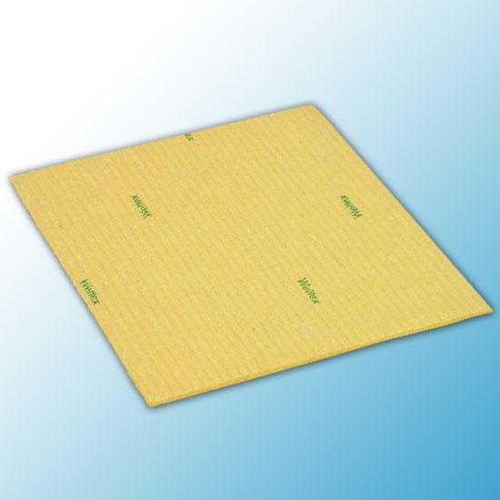 Салфетка-губка Веттекс Классик 18х20 желтая
