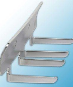 Настенный держатель для инвентаря, 320 мм
