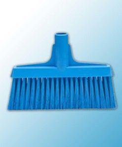 Щетка для подметания мягкая, 260 мм, Мягкий/жесткий, синий цвет