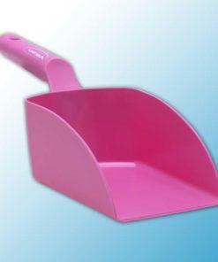 Совок ручной средний, 1 л, Розовый
