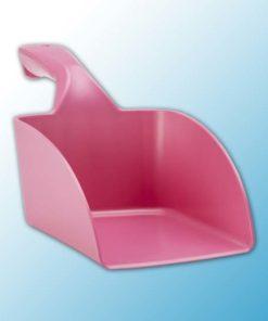 Совок ручной малый, 0,5 л, Розовый