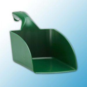 Совок ручной малый, 0,5 л, зеленый цвет