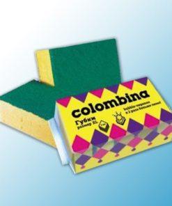 Губка актив XL «colombina»