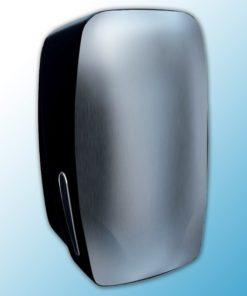 """Держатель туалетной бумаги в пачках """"MERIDA MERCURY""""черный)"""