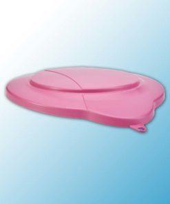Крышка для ведра, 12 л, Розовый