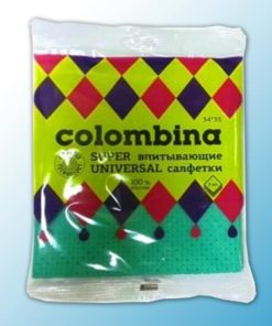 Super впитывающие салфетки «colombina» Universal